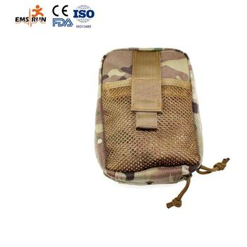 Army Sport Military Private Label Medical Mini Travel Wholesale First Aid Kit Bag