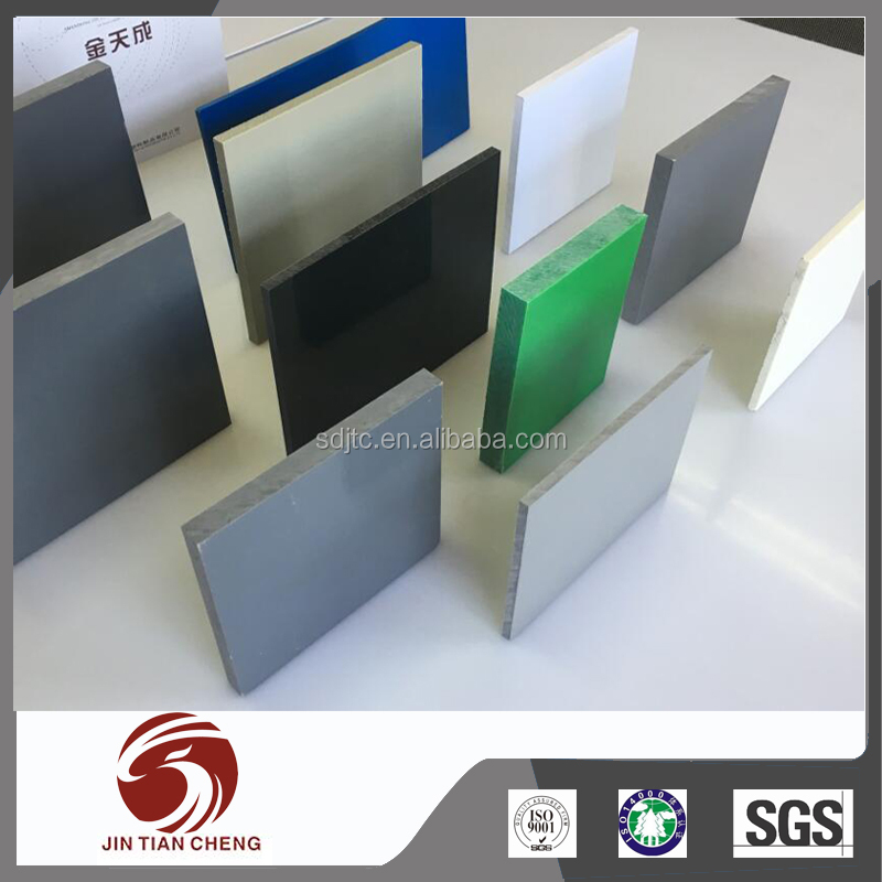 Hard pvc plastic board (1-60mm)