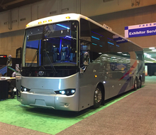 CHTC JXK6141 new model design luxury bus for sale