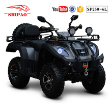 SP250-6L Shipao manual all new 250 quads for sale cheap