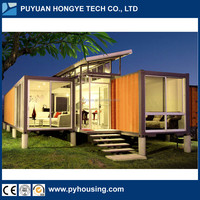 Hot New Product For Modular Container Villa Luxury Prefabricated Houses Villa