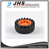Plastic Injection Moulding Nylon Worm/Pinion Gear Wheel for Toy Car