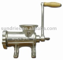 No.12 Portable Manual Meat Grinder