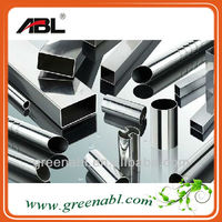Hot sale 304 stainless steel 10mm steel pipe round pipes square pipe in high quality