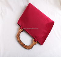 Customized Cellulose Acetate and acrylic hand bag strap handle, hanger O-rings parts and accessories