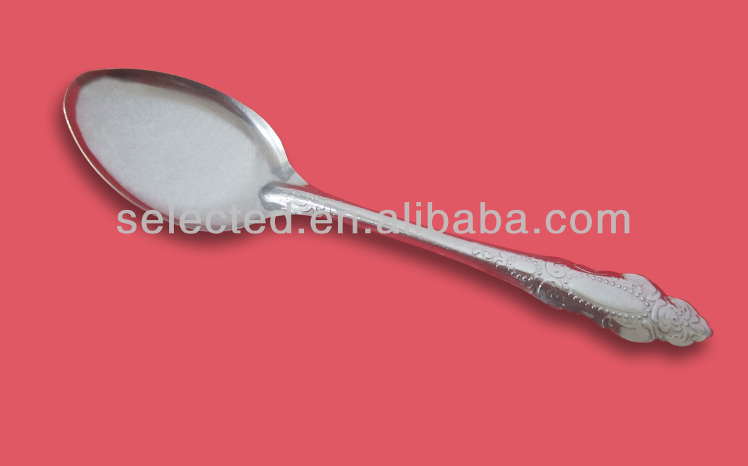 Cheap stainless steel spoon