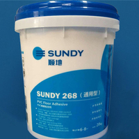 Sundy S268 anti slip basketball court Anti-static self-leveling epoxy excel floor paint