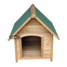 Hot sale eco-friendly wooden dog kennel