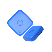 Handheld Fall Down Alarm GPS Tracker Elderly Mini