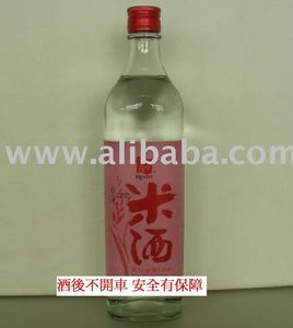RedH. Taiwan MiChiu Rice Wine