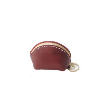 Real Leather Handmade Mini Coin Purse Bag