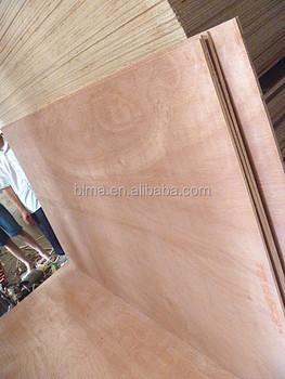 okoume commercial plywood with WBP glue