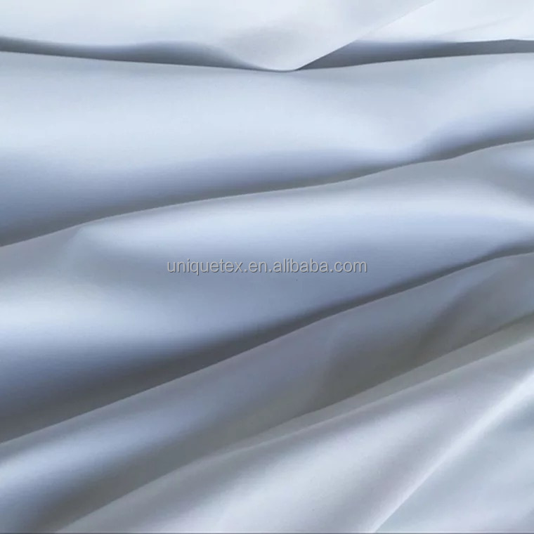 100 polyester microfiber fabric/polyester peach skin microfiber fabric
