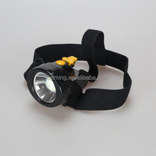 Factory KL2.5LM LED rechargeable explosion-proof coal mine safety lamp coal mine light for underground mining light