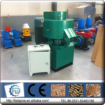 FD series FAda 90KW 1.5-2T/H pellet mills for sale