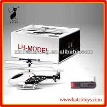 I phone control rc 3.5-channel metal series helicopter with gyro