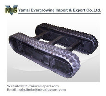 Rubber Track for ATLAS CT40N Excavator