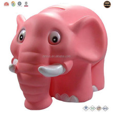 ICTI Factory Make kids cheap large plastic piggy banks