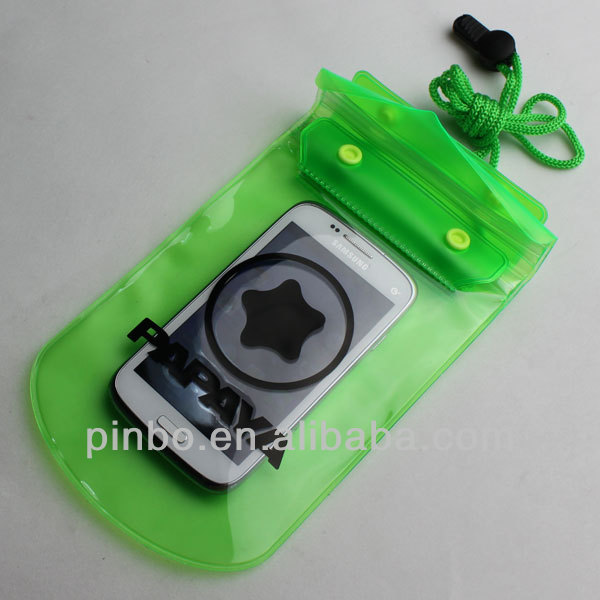 Popular Waterproof Case for Samsung Galaxy S4 Mini I9190