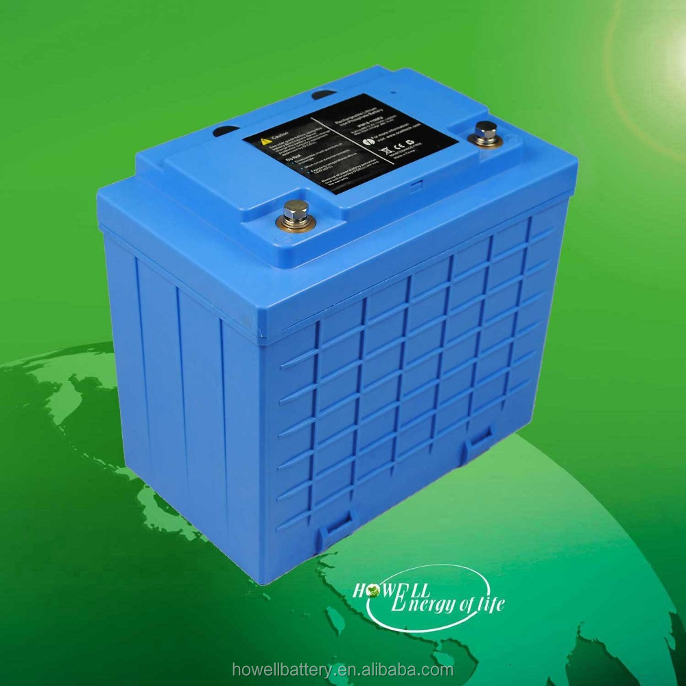 12 Volt Lithium Ion Battery 100Ah / 12V 100Ah Deep Cycle Lithium Ion Battery