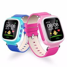 Tracker Smart Watch for kids Q80 SOS Call Anti Lost reminder fitness wearable devices baby gift android phone PK q60 q90 q50