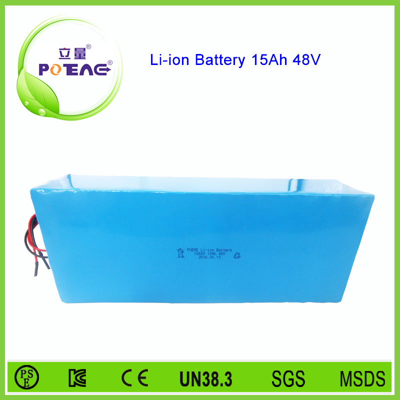 Since 2007 15ah 48v 18650 lithium ion <strong>battery</strong> for solar system