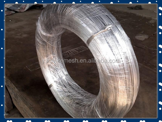 Alibaba china manufacture supply soft binding wire/Galvanized Iron wire roll hot sales