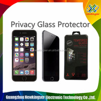 Privacy Tempered Glass For iPhone 6 Note 5 Screen Protector LCD Anti-Spy Film Screen Guard Cover Shield
