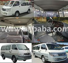 haise minibus with 15 seat,city bus