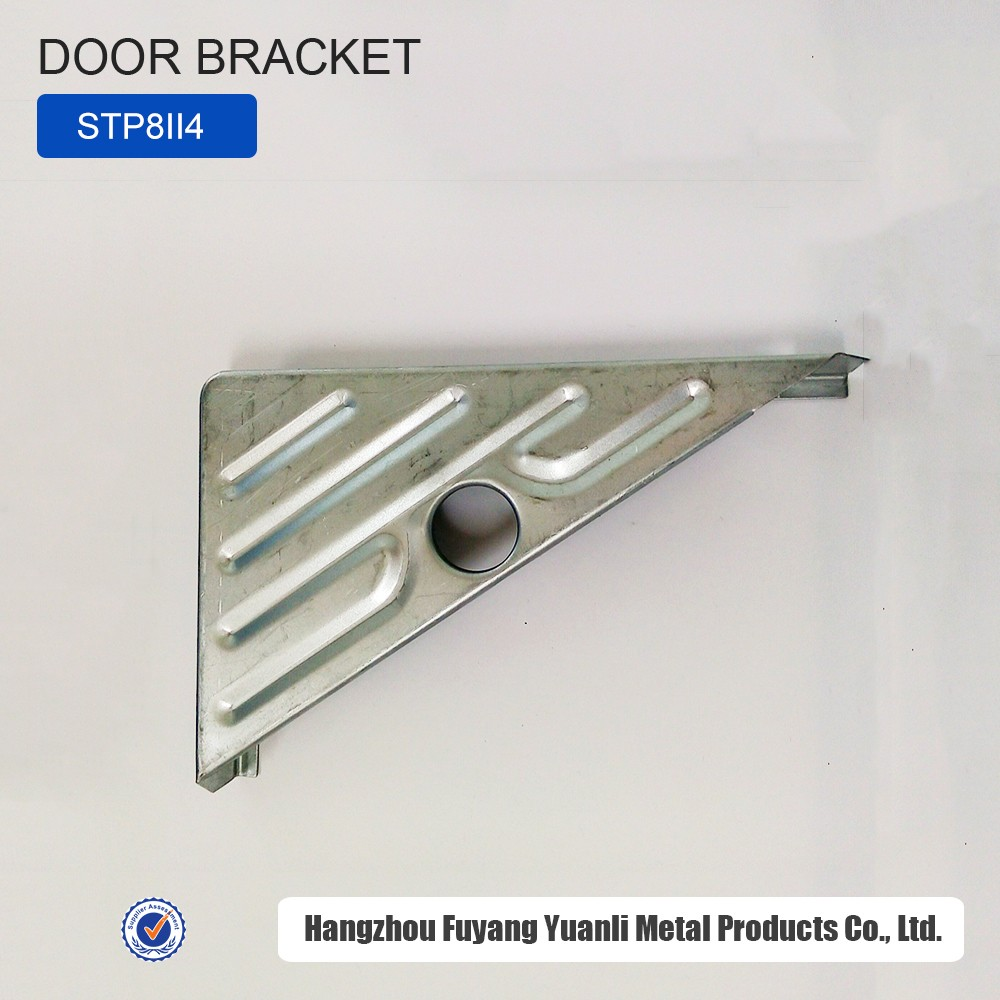 Roll door support stamping roller door motor bracket