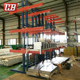 Double Side Metal Industrial Use Warehouse Pipe Racking System Storage Cantilever Rack