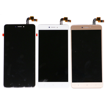 spare parts Replacement cell phone 5 inch touch Display Mobile LCD Screen for Redmi Note 4X