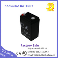 12 volt 12v 2.6ah lead acid rechargeable dry charge battery