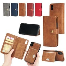 2017 trending products plain phone cases smartphone cover leather phone case for iphone 6, 7, 7 plus
