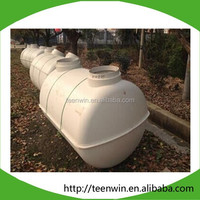 Teenwin FRP Material Biogas Digester Septic