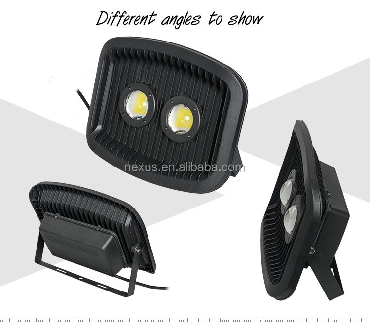 High Power Outdoor Waterproof IP65 Bridgelux COB 100w LED Floodlight