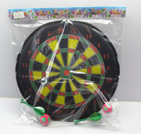Hot selling promotion Fabric target set dart set for kids