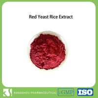 High Quality Red Yeast Rice Extract Lovastatin and Monacolin K