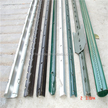 metal studded t bar removable metal fencing posts