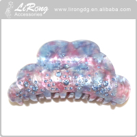 High quality Acetate claw hair clip