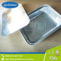 wholesale printed take away aluminum foil tray