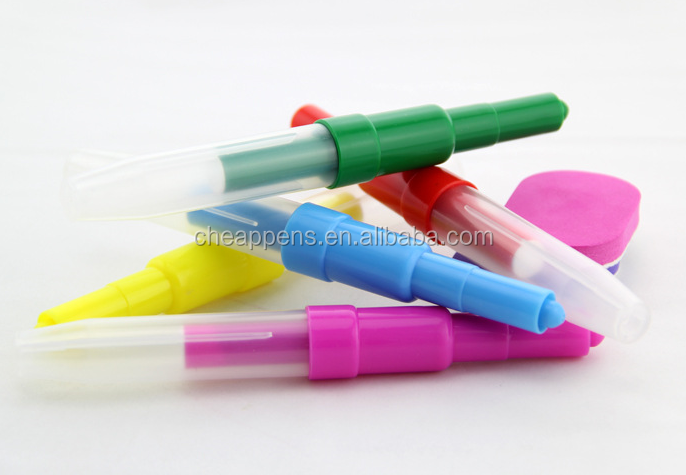 wholesales blow watercolor marker pen for kids