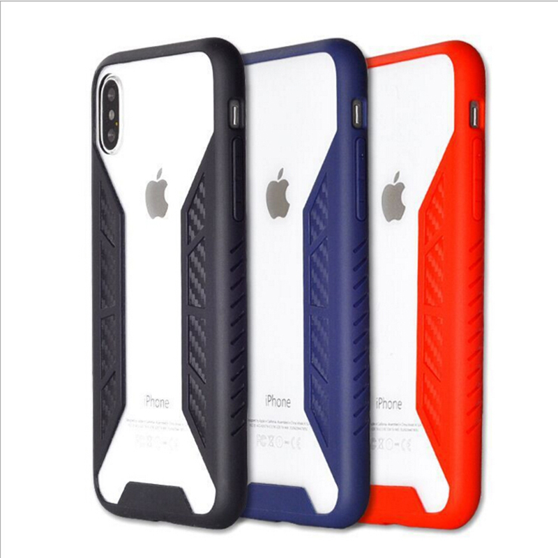 DFIFAN Slim Flexible Soft TPU Phone Covers for iphone 8 plus, Matte Case for apple iphone 8 mobile covers