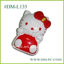 christmas kinds of animal shape mouse, pc accessories