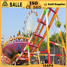 Hot selling amusement park rides for rent flying ufo fairground rides for sale