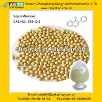 Soy Isoflavones P.E. Supplier Soybean Extract
