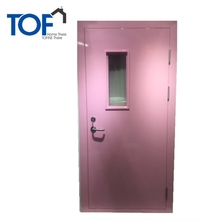 alley gate fire proof door