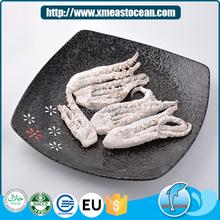 Hot selling Japanese food delicious cooked frozen flour squid
