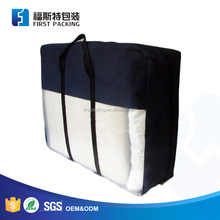 High Quality Non Woven Clear Foldable Mattress Cushion Storage Bag for Bedding Packaging