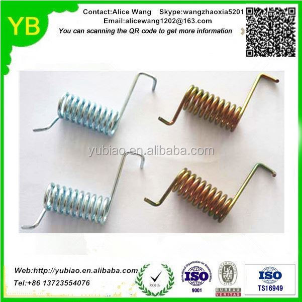 Custom stainless steel/ spring steel/copper garage door torsion spring tube in Dongguan factory,ISO9001/TS16949 passed